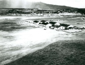Wheeler Field, Oahu, September 12, 1932.