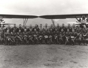 18th Pursuit Group, Wheeler Field, 1935
