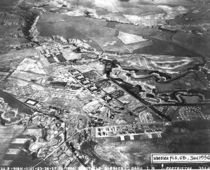 Wheeler Field and Schofield Barracks, Oahu, January 23, 1936.