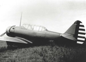 BT-6 circa late 1930s Wheeler Field.