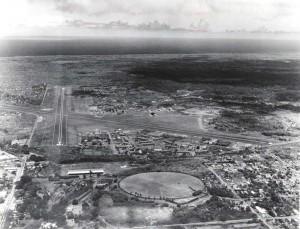 Hilo Airport, General Lyman Field, Hawaii, c1948.