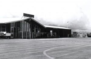 Kamuela Airport Terminal, 1940s.