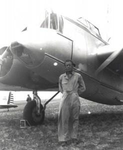 Martin B-12 at Morse Field, Hawaii, 1941.