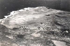South Cape, Morse Field, Hawaii, 1945.