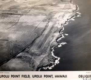 Upolu Point Field, September 20, 1944.