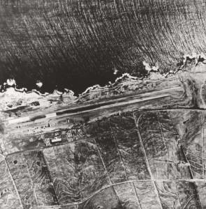 Naval Air Field Upolu Point, August 13, 1945.