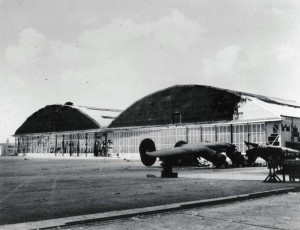 B-24A assigned to 1st Photo Group, 44th Bomb Group, arrived at Hickam Field on December 5, 1941 to have guns installed prior to continuing to the Philippines to fly reconaissance missions. It was strafed, burned and destroyed on December 7, 1941.