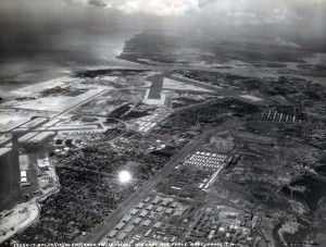 Hickam Air Force Base, August 9, 1948.