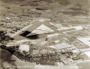 Hickam Air Force Base, July 29, 1949.