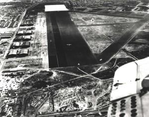 Hickam air field, August 1942.