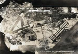 Hickam Air Force Base, Honolulu Airport and Fort Kamehameha, August 23, 1948.