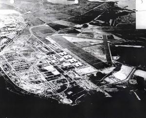 John Rodgers Field, 1940s.