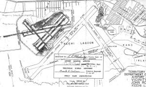 John Rodgers Airport Master Plan, February 26, 1947.