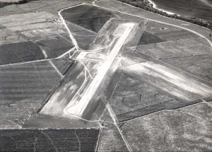 Lihue Airport, Kauai, August 24, 1949.