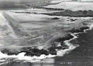 Port Allen Airport, Kauai, 1948.
