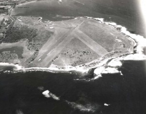 Port Allen Field, Kauai, 1940s.