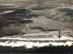Wailua Airstrip, Kauai, 1940s.
