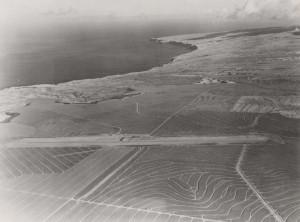 Lanai Airport, 1948.