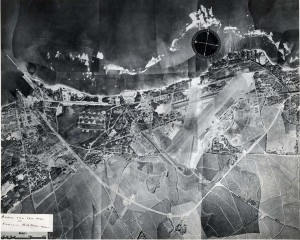 Naval Air Station Kahului, March 1945.