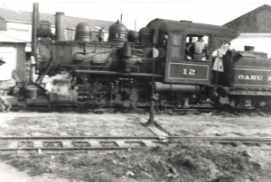 OR&L Railroad, November 1941.