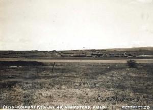 Homestead Field, Molokai, July 31, 1948.