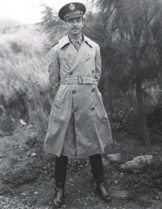 Capt. Jean K. Lambert, Bellows Field, 1942.