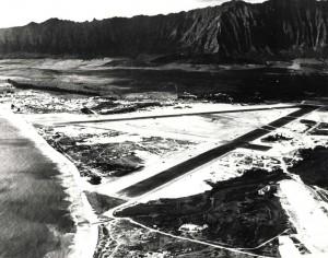 Bellows Field, 1942.