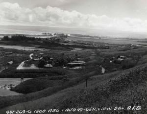 Dillingham Field, August 1, 1949.