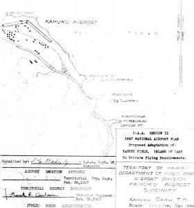 Kahuku Field, Oahu, February 26, 1947.