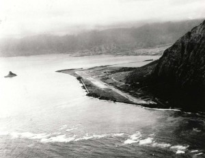 Kualoa Airfield, Oahu, 1943.
