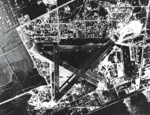 Marine Corps Air Station Ewa, May 1945.