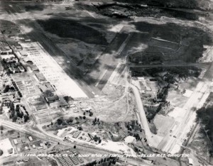 Wheeler Air Force Base, Oahu, July 29, 1949.
