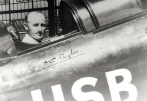 P. G. Taylor, Wheeler Field.