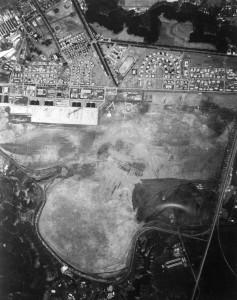 Wheeler Field, October 18, 1941.