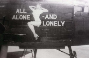 All Alone and Lonely