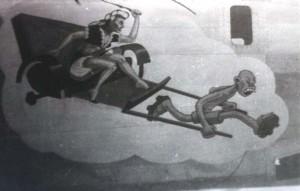 WW II Aircraft Nose Art 031