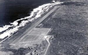 Kamuela Airport, Hawaii, September 4, 1953.