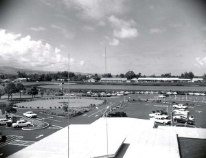Hilo Airport, 1950s.