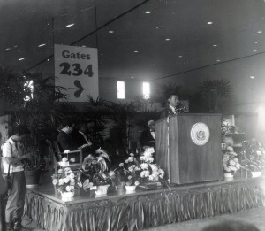 Dedication of Hilo Airport December 5, 1953.