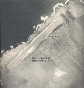 Upolu Airport, Hawaii, April 21, 1955.
