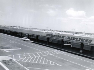 Interisland Terminal, Honolulu International Airport, 1959.