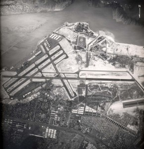 Honolulu International Airport, February 2, 1954.