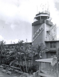 Honolulu International Airport 1950s.
