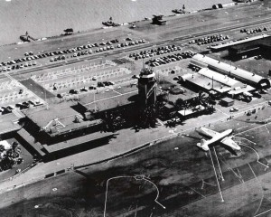 Honolulu International Airport, 1951.