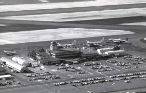 Honolulu International Airport, June 30, 1954.