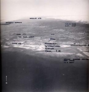 Honolulu International Airport, February 8, 1955.