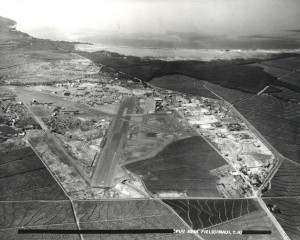 Puunene Airport, Maui, September 13, 1951.