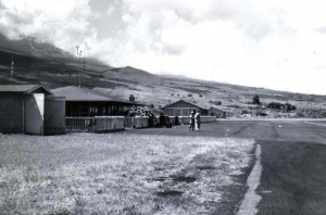 Hana Airport Terminal 1956