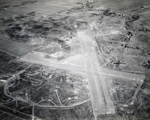 Molokai Airport, September 13, 1951.