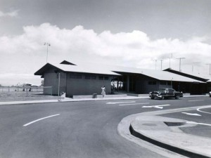 Dedication of Molokai Airport, July 6, 1957.